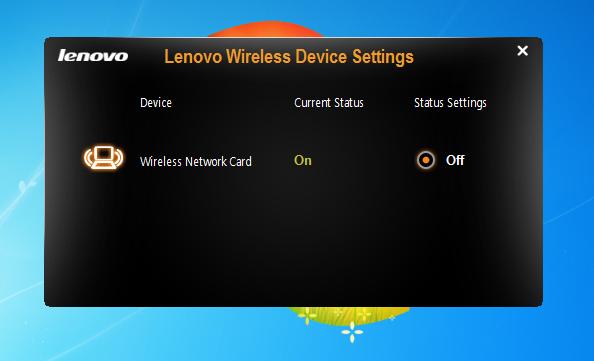 Workaround for Lenovo B575 Wireless Issues | Oliver Aaltonen's Blog